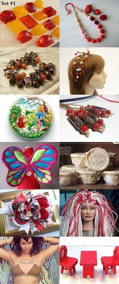 Candy Fairy by Oksana on Etsy--Pinned with TreasuryPin.com