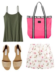 """""""Ginger Root 269"""" by rlshaw on Polyvore featuring Steve Madden, RED Valentino and Patagonia"""