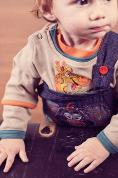 www.hoolies.co.za Denim with a Kick Fair trade certified children's clothing, made in South Africa