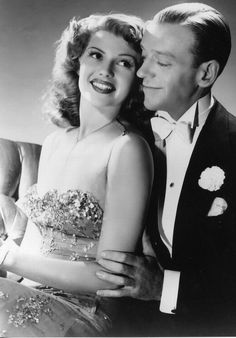 "Rita Hayworth and Fred Astaire, ""You Were Never Lovelier"" (1942)"
