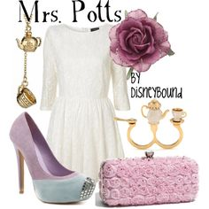 """Mrs. Potts"" from Beauty and the Beast"