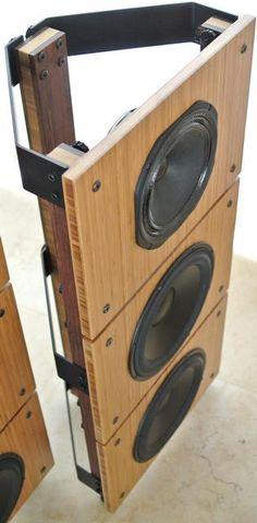 DIY Loudspeakers. Loudspeaker kits. Full range loudspeakers.  Audio Nirvana, Lowther, Fostex. Vacuum Tube Amplifiers For Sale Open Baffle Speakers, Hifi Speakers, Built In Speakers, Speaker Kits, Sound Speaker, Speaker System, Floor Standing Speakers, Home Theater Furniture, Sound Installation