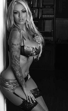 #hot #tattoo #girl #model #paint #ink #love #sexy #girls #woman #women #sensual #feeling #like #body #bodyart #rebell #rock #female #top #dream #body #energy #color #erotic