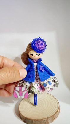 Broche de muñeca colección