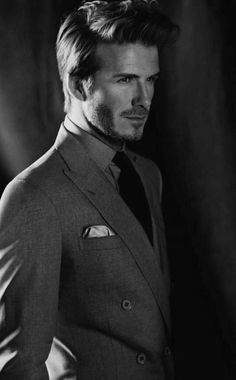 Sometimes you just have to marvel at how handsome David Beckham is - Imgur