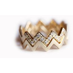Diamond Wedding Ring, Diamond Engagement Ring, Diamond Ring Set,... ($1,005) ❤ liked on Polyvore featuring jewelry, rings, gold engagement rings, yellow gold diamond rings, wedding rings, 14k diamond ring and stackable diamond rings