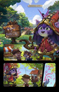 ArtStation - Lulu- Return to hometown, Ngan Pham League Of Legends Poppy, Champions League Of Legends, League Of Legends Characters, Character Design References, Character Art, Leg Of Legend, Tomb Raider Cosplay, Fanart, Pokemon
