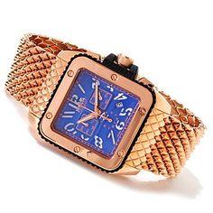 607-292 - Invicta Reserve Men's Specialty Cuadro Swiss Chronograph Bracelet Watch