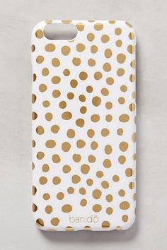 Foil-Dot iPhone 6 Case #anthropologie