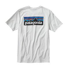M's P-6 Logo Cotton T-Shirt (38906)