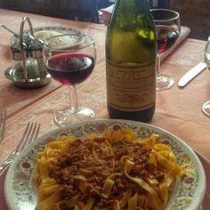 Tagliatelle e Lambrusco, ristorante la bolognese di Vignola