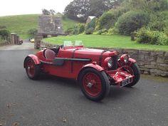 1939 Aston Martin 2-Litre Speed Model