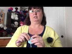 How to crochet a dog eye wash cloth