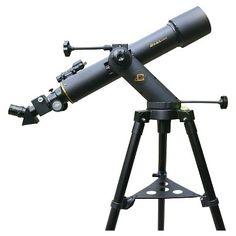Cassini C-72080TR Tracker Series Astro Telescope - Black (720mm x 80mm)