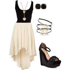 """""""Date Night"""" by shelbiestevens on Polyvore"""