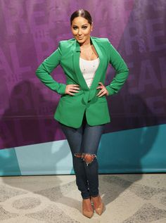 'The Real' Style Breakdown: Jan. 19 - Jan. 23, 2015 - The Real Talk Show Photo Gallery