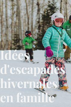 Quelles sont vos activités d'hiver préférées en famille? Ski, patinage, traîneau à chiens, sorties en ville... au Nouveau-Brunswick, vous avez le choix! #ideesvacancesfamille #vacancesnouveaubrunswick #ideesvacancesnouveaubrunswick Destination Voyage, New Brunswick, Winter Wonderland, Skiing, Road Trip, National Parks, Destinations, Winter Hats, Travel