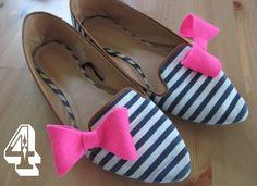 Styling Bows!