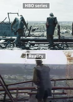 The majority of us have probably already seen or at least heard of the HBO miniseries, Chernobyl. Chernobyl 1986, Chernobyl Disaster, Chernobyl Nuclear Power Plant, Nuclear Energy, Earth And Solar System, Side By Side Comparison, Nuclear Reactor, Hbo Series, Chef D Oeuvre