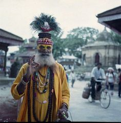 tomvolf - Hindu on Durbar Square