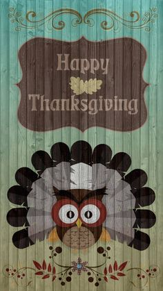 Thanksgiving Owl wallpaper by - cd - Free on ZEDGE™ Owl Wallpaper Iphone, Holiday Iphone Wallpaper, Feather Wallpaper, Fall Wallpaper, Cute Wallpaper Backgrounds, Galaxy Wallpaper, Cute Wallpapers, Iphone Wallpapers, Phone Backgrounds