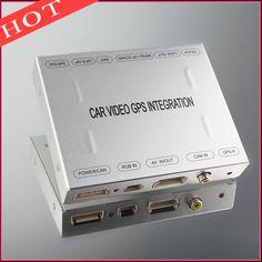 Class A W176 B W246 C W204 CLA coupe C117 SL R231 Car Interface Video Signal LVDS For Mercedes-Benz Factory Screen
