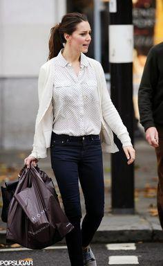 Celeb Diary: Kate Middleton in Londra