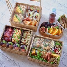 A great food is a food that contains complete nutrition and has a delicious flavor. And that kind of great foods can be applied on your healthy lunch ideas. Comida Delivery, Cute Food, Yummy Food, Comida Picnic, Food Platters, Snacks, Aesthetic Food, Food Packaging, Food Presentation