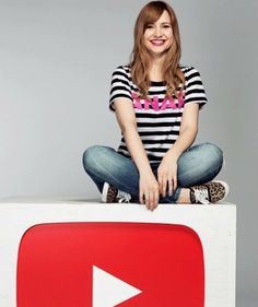 Sharla in Japan on YouTube