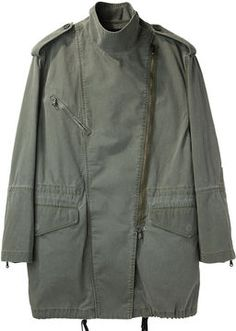 shopstyle.com: 3.1 Phillip Lim / Military Jacket