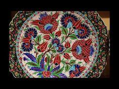 Turkish Plates Iznik Plates