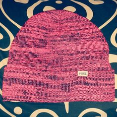 **SOLD**Vs PINK beanie. Cute beanie is nwot. Just have a habit of pulling tags off of things. I do have it placed there to show retail price. I don't wear beanies, so my loss your gain! ***NO PAYPAL OR TRADES!!! Smoke free; pet friendly home. Victoria's Secret Accessories Hats