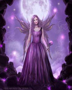 Purple Fairy:
