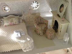 Cynthia's Cottage Design: Summer Rose ~ My Miniature Home