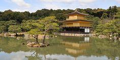 Kinkakuji - Kyoto, Japan.