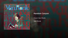 Random Canyon Dave Van Ronk, Universal Music Group, Random, Movie Posters, Film Poster, Casual, Billboard, Film Posters