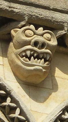 Gargoyle Ely Cathedral