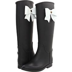 Ted Baker- Zappos... these rainboots are just WAY too cute!