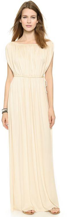 Long  Grecian Dress