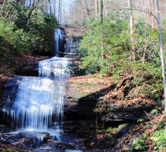 Walk Behind A Waterfall For A One-Of-A-Kind Experience In Georgia | Only In Your State