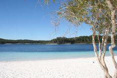 Fraser Island, Australia - worlds larges sand island