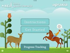 Appy Friday ~ Speech Therapy for Apraxia app by NACD review by @SublimeSpeech (Danielle Reed) on the blog!