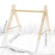 Wood Baby Gym, Diy Baby Gym, Bebe Nature, Baby Activity Gym, Best Crib, Play Gym, Kids Wood, Wood Toys, Wooden Baby Toys
