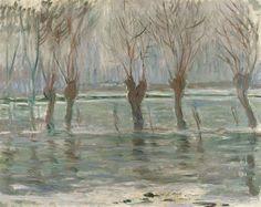 L'Inondation (C Monet - W 1439) | par photopoésie,1896.