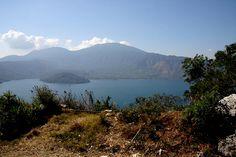 Vista del Lago de Coatepeque, #ElSalvador