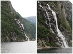 4 Freizeiten: Sommerurlaub 2015 | Teil 10 | Finale in Stavanger, Wasserfall