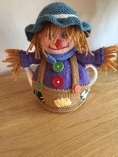Scarecrow teacosy