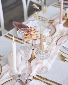 The latest editorial featured on The White Files is inspired by timeless elegance of earthy pastels, minimalistic florals and lush whites. Captured by Lost in Love Photography. Wedding Table Decorations, Wedding Table Settings, Decoration Table, Place Settings, Wedding Designs, Wedding Styles, Love Photography, Glamour Photography, Lifestyle Photography