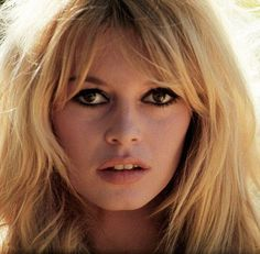 Brigitte Bardot with