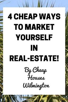 Nine things a real estate agent should do for home buyers real marketing yourself as a new real estate agent can be difficult because you dont quite have a large budget yet most of the tactics employed by new solutioingenieria Gallery